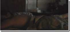 Danny Sleeping on Stomach