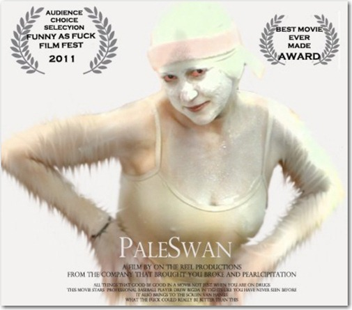 Pale Swan Poster